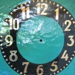 17 uurwerkbord Harreveld