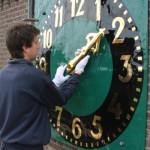 18 montage uurwerkborden en wijzers