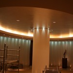 9 plafond met witgoud