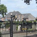 hekwerk begraafplaats beltrum